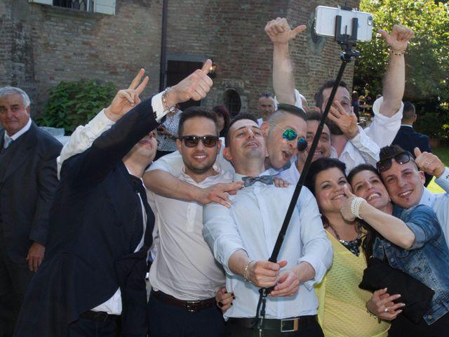 Il matrimonio di Sabrina e Claudio a Ferrara, Ferrara 46