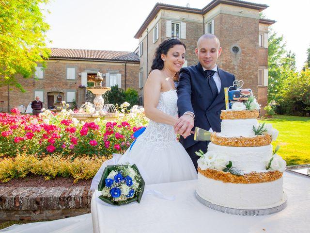 Il matrimonio di Sabrina e Claudio a Ferrara, Ferrara 47