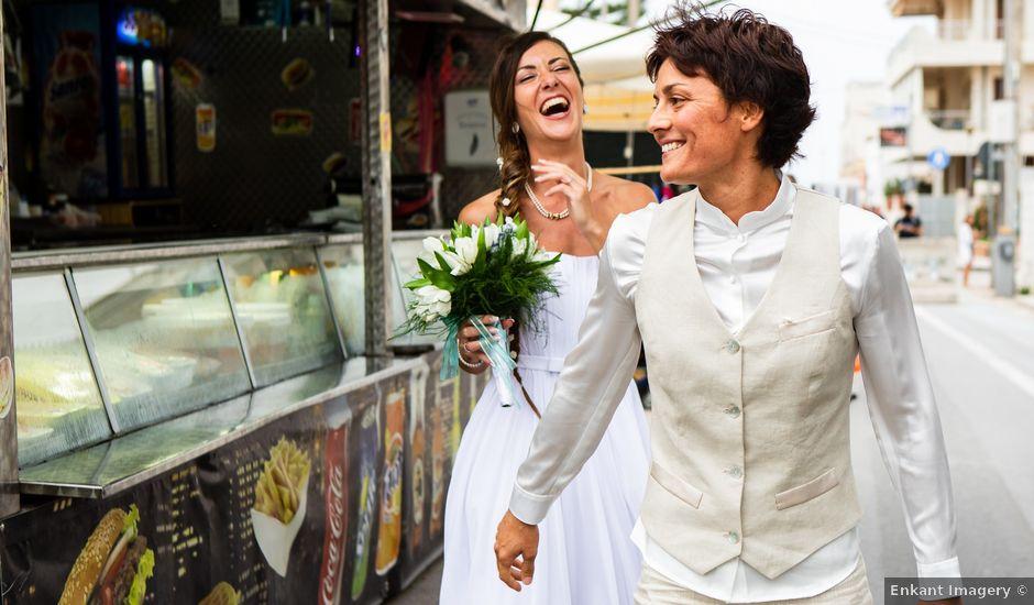 Il matrimonio di Alessia e Roberta a Siracusa, Siracusa