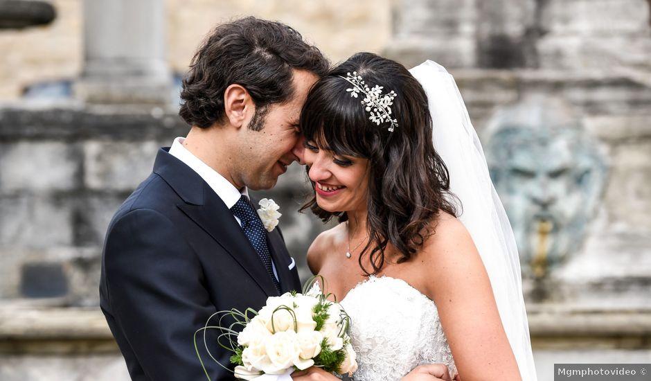Il matrimonio di Francesco e Francesca a Sansepolcro, Arezzo