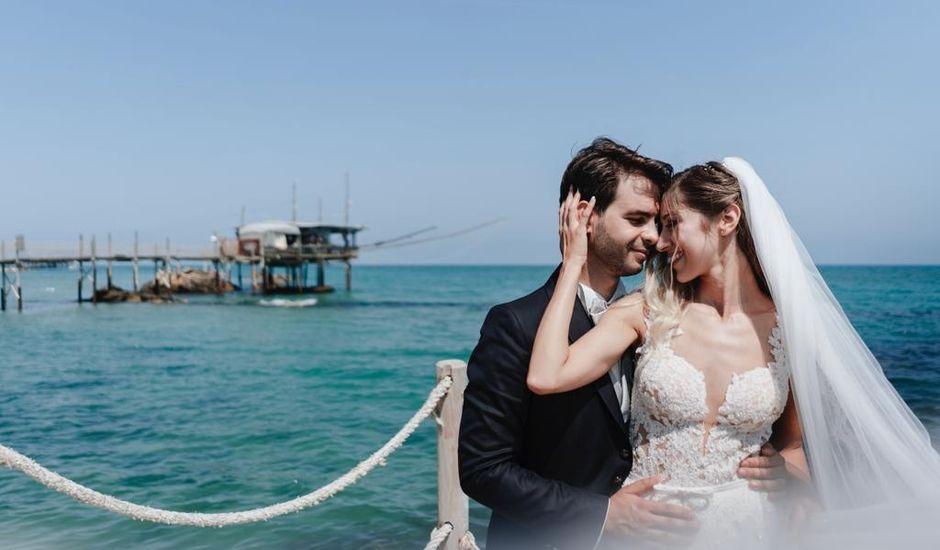 Il matrimonio di Elisabetta e Marco a Fossacesia, Chieti
