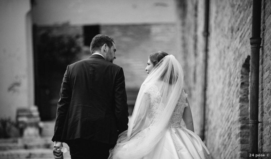Il matrimonio di Gabriele e Serena a Pescara, Pescara