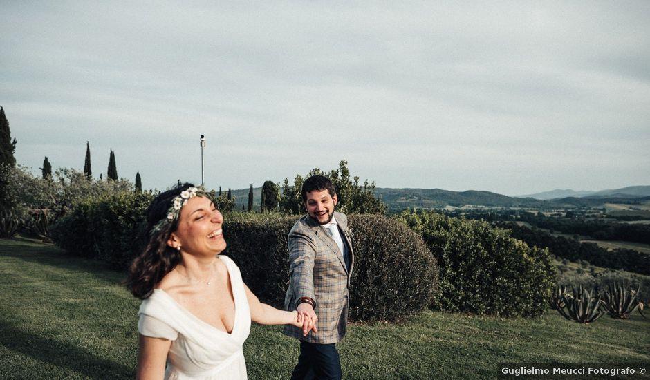 Il matrimonio di Matteo e Valeria a Massa Marittima, Grosseto