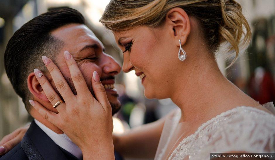 Il matrimonio di Anna e Renato a Marigliano, Napoli