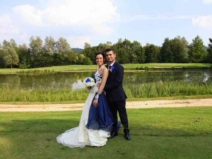 Le nozze di Mara e Alessandro