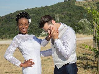 Le nozze di Petra e Jared