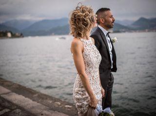Le nozze di Cristina e Pino