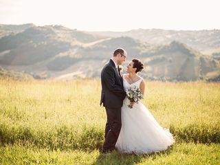 Le nozze di Valentina e Federico
