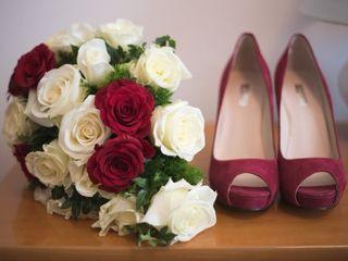 Le nozze di Elisa e Nathan 1