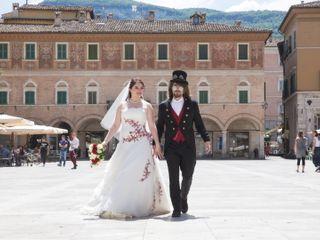 Le nozze di Elisa e Nathan