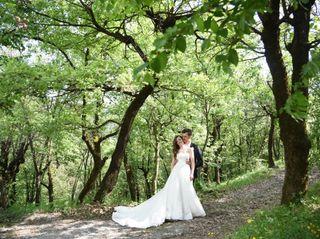 le nozze di Veronica e Vincenzo 1