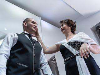 Le nozze di Laura e Giorgio 1