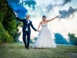 Le nozze di Jessica e Massimo