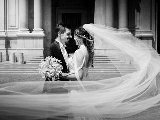 Le nozze di Yannik e Linda