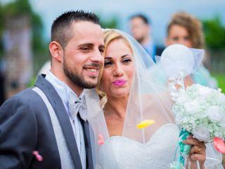 Le nozze di Federica e Cristian