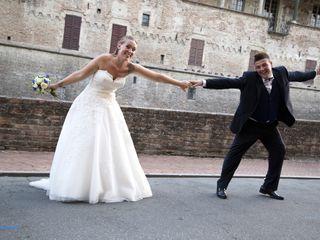 Le nozze di Giulia e Salvatore Antonio