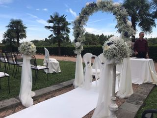 Le nozze di Laura e Marco 2