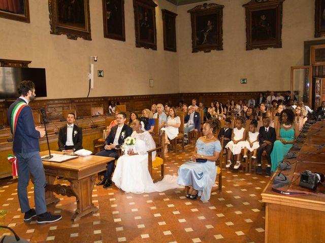 Il matrimonio di Jared e Petra a Prato, Prato 2