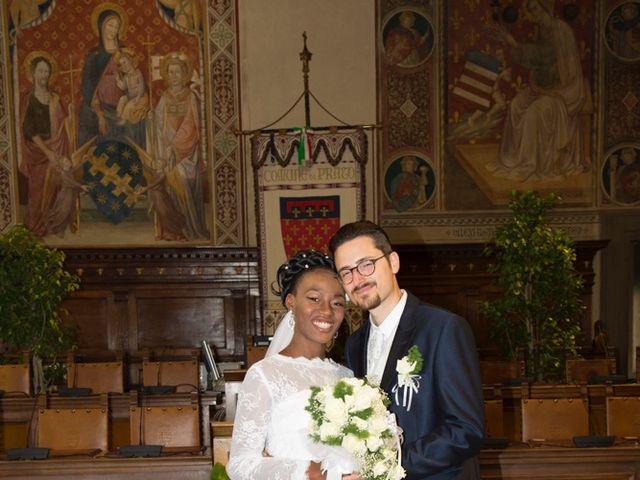 Il matrimonio di Jared e Petra a Prato, Prato 9