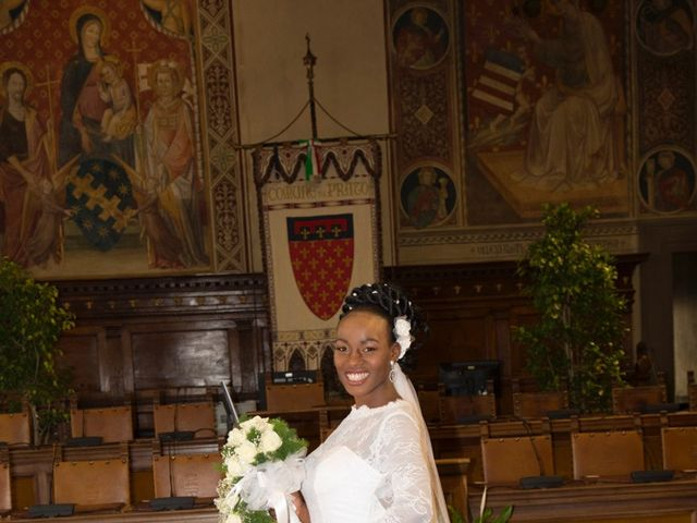 Il matrimonio di Jared e Petra a Prato, Prato 10