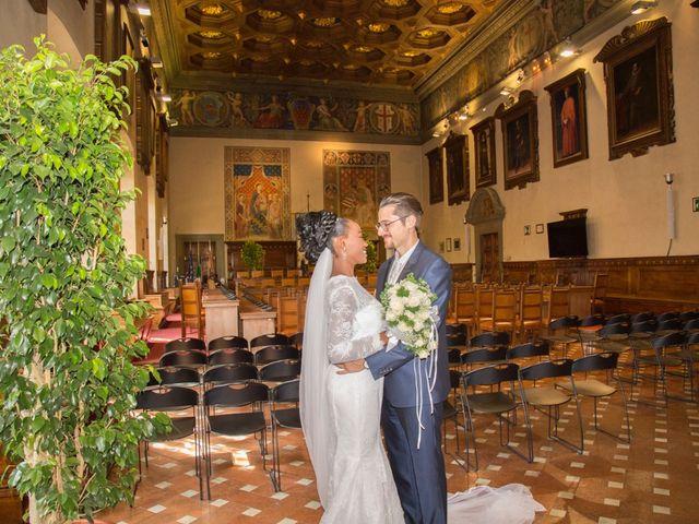 Il matrimonio di Jared e Petra a Prato, Prato 13
