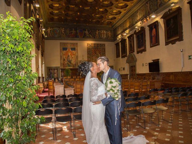 Il matrimonio di Jared e Petra a Prato, Prato 14