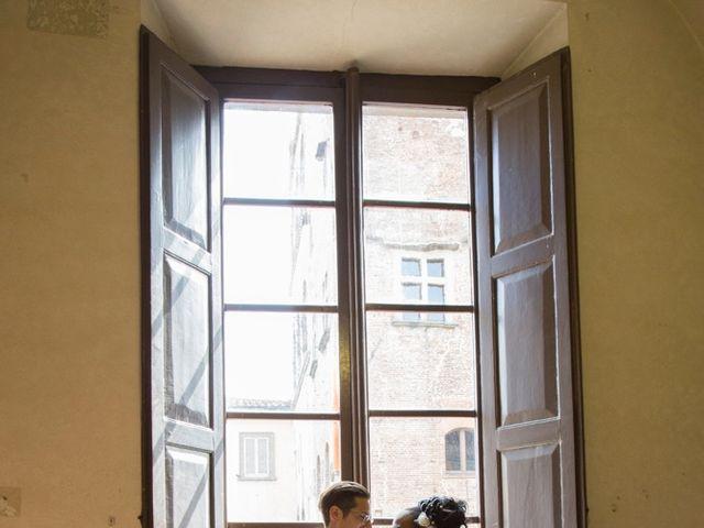 Il matrimonio di Jared e Petra a Prato, Prato 15