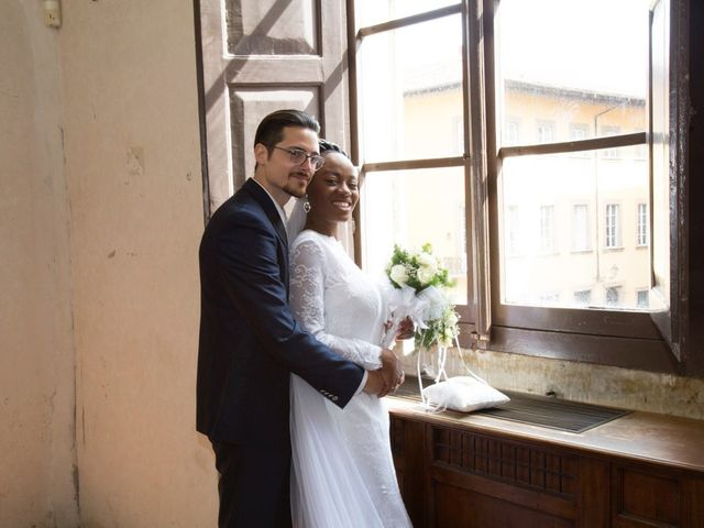 Il matrimonio di Jared e Petra a Prato, Prato 19