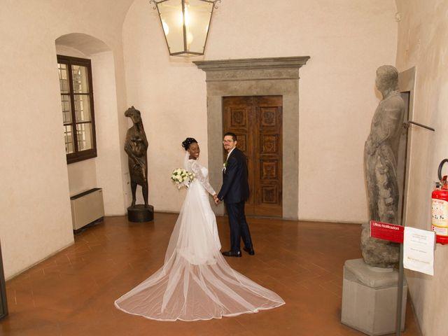 Il matrimonio di Jared e Petra a Prato, Prato 21