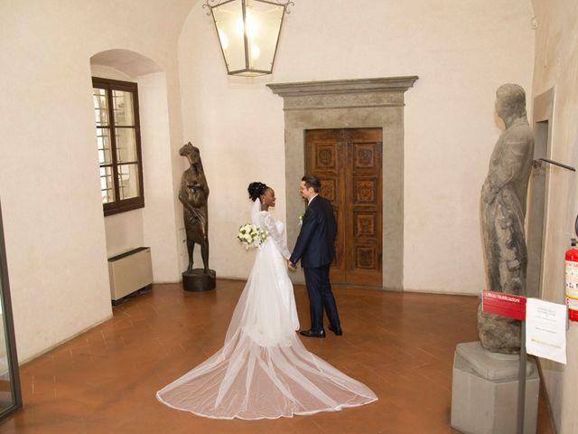 Il matrimonio di Jared e Petra a Prato, Prato 22