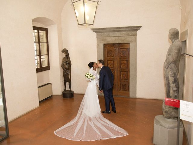 Il matrimonio di Jared e Petra a Prato, Prato 23