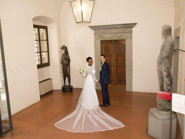 Il matrimonio di Jared e Petra a Prato, Prato 24