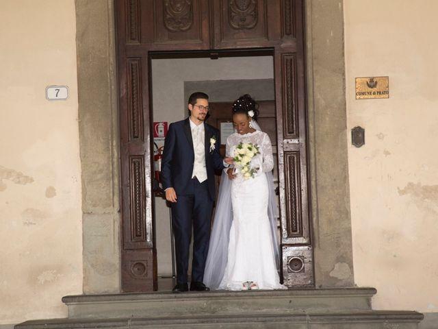 Il matrimonio di Jared e Petra a Prato, Prato 25