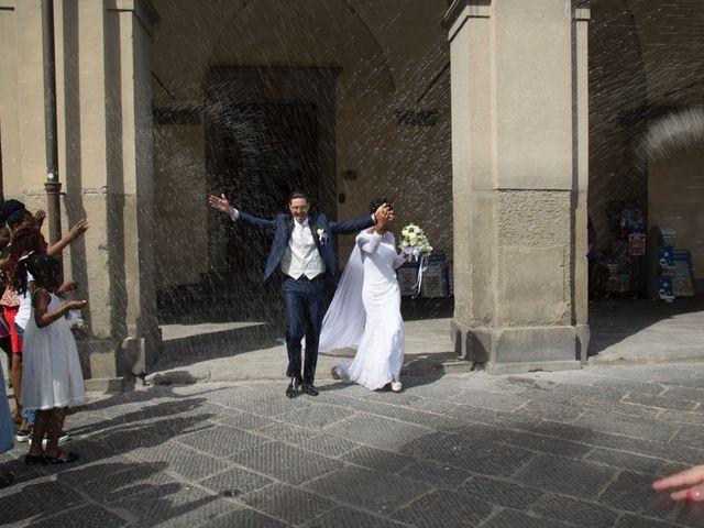 Il matrimonio di Jared e Petra a Prato, Prato 26