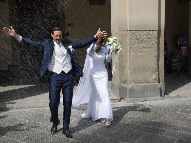 Il matrimonio di Jared e Petra a Prato, Prato 27