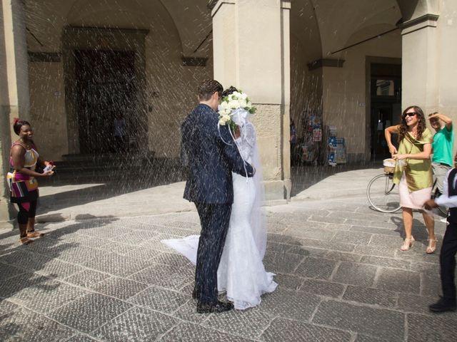 Il matrimonio di Jared e Petra a Prato, Prato 29
