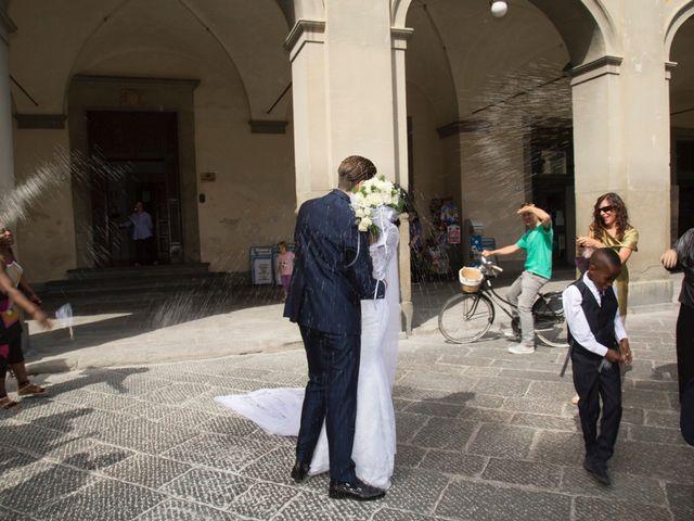 Il matrimonio di Jared e Petra a Prato, Prato 30