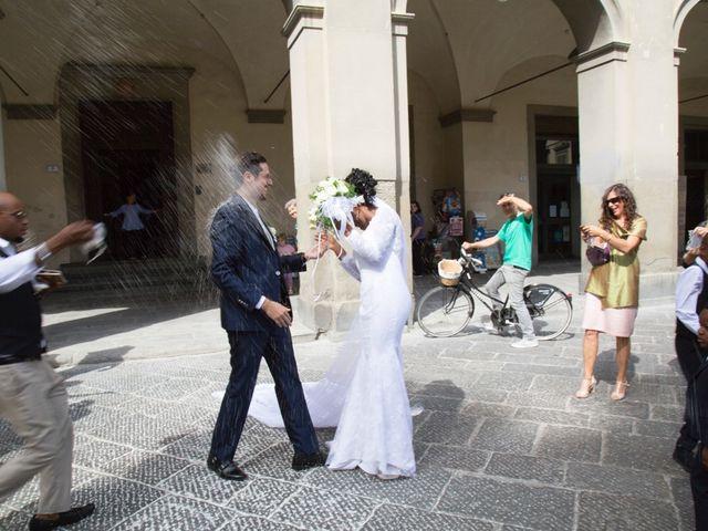 Il matrimonio di Jared e Petra a Prato, Prato 31