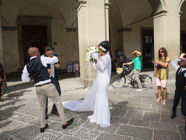 Il matrimonio di Jared e Petra a Prato, Prato 32