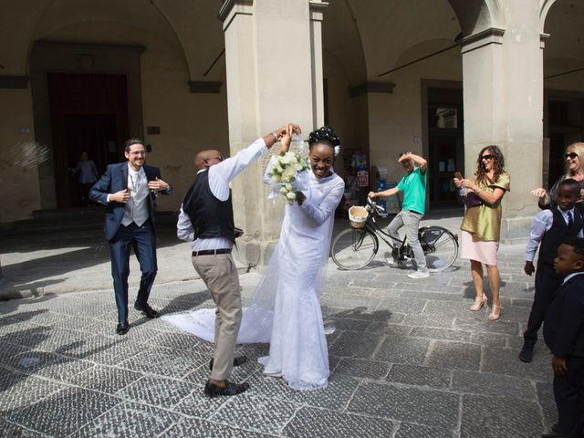 Il matrimonio di Jared e Petra a Prato, Prato 33