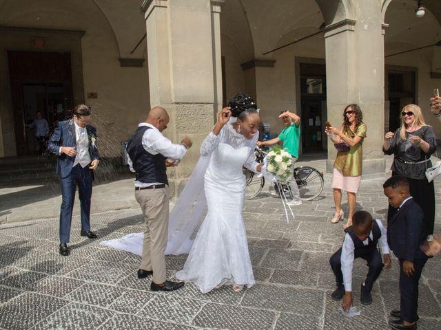 Il matrimonio di Jared e Petra a Prato, Prato 34