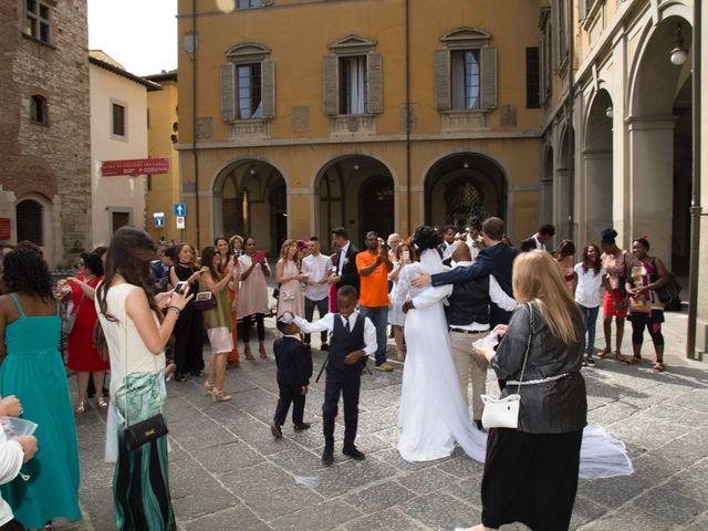 Il matrimonio di Jared e Petra a Prato, Prato 35