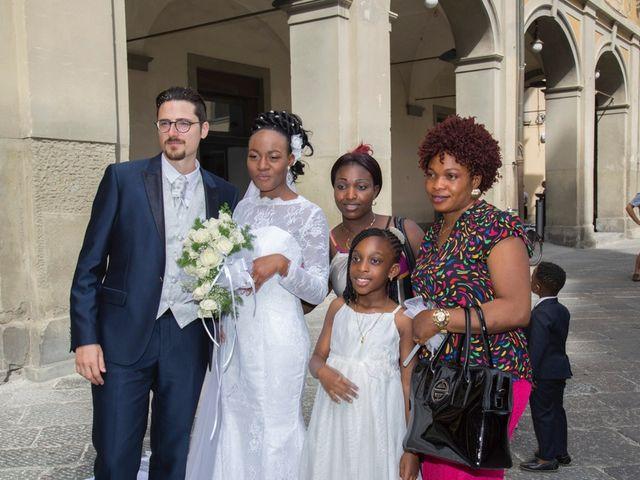 Il matrimonio di Jared e Petra a Prato, Prato 36