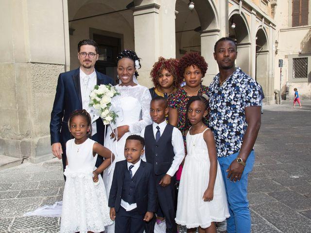 Il matrimonio di Jared e Petra a Prato, Prato 37