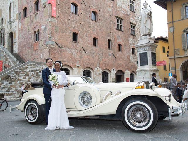Il matrimonio di Jared e Petra a Prato, Prato 38