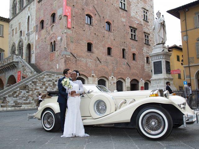 Il matrimonio di Jared e Petra a Prato, Prato 39