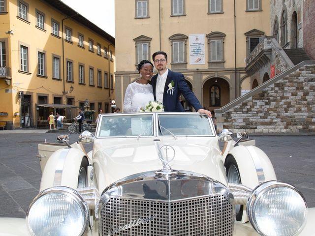 Il matrimonio di Jared e Petra a Prato, Prato 42