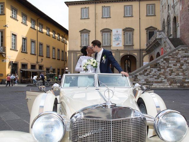 Il matrimonio di Jared e Petra a Prato, Prato 43