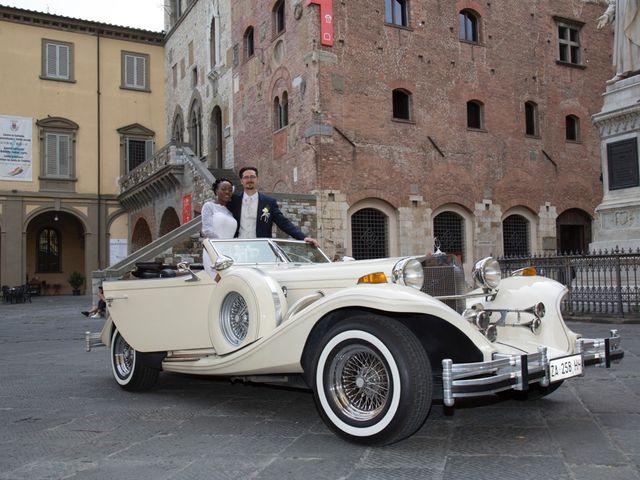 Il matrimonio di Jared e Petra a Prato, Prato 44