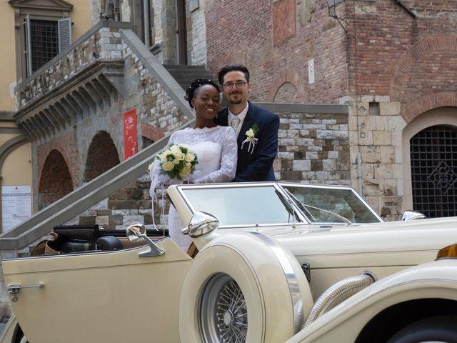 Il matrimonio di Jared e Petra a Prato, Prato 46